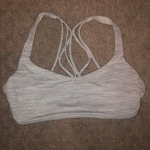 Lululemon Free to be Zen sports bra